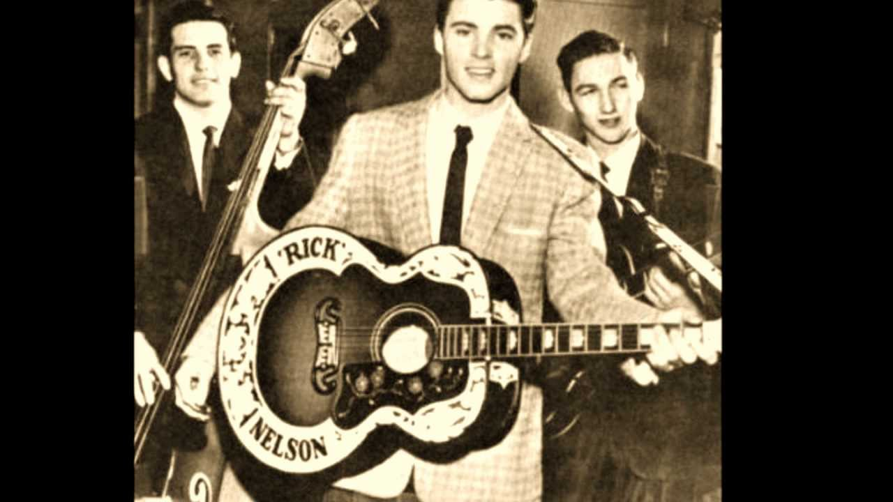 Ricky Nelson ~ Believe What You Say\