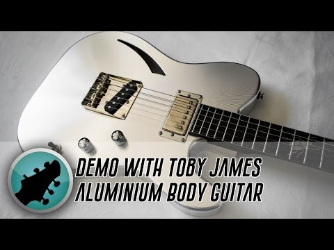 *NEW FORMAT* Toby James Demo - Aluminium Body Guitar by Drew