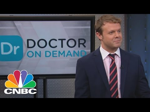 Doctor On Demand CEO: Medicine At Your Fingertips | Mad Money | CNBC
