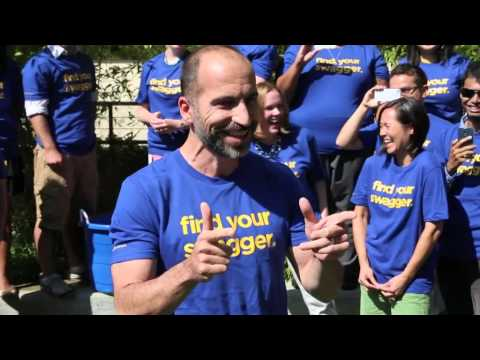 Expedia | CEO Dara Khosrowshahi's ALS Ice Bucket Challenge