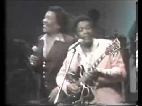 BB King & Bob Blue Bland  The thrill is gone  1977