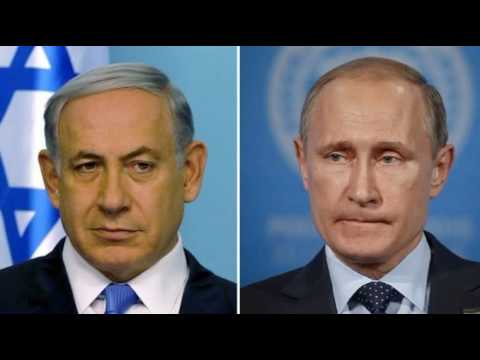 Vladimir Putin Issues Israel  A Major Warning
