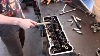 видео Ремонт двигателя