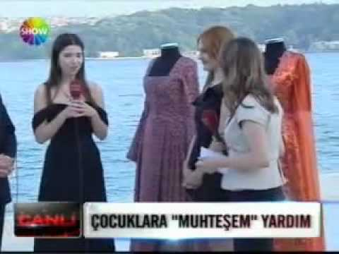 Meryem Uzerli - Show Haber - Çocuklara  Muhteşem  Yardım - 09.06.2011.mp4