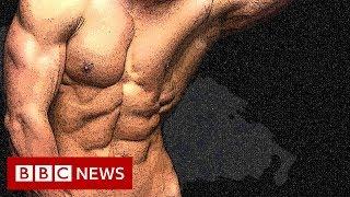 Gay body shaming pressure 'led to severe heart failure' - BBC News