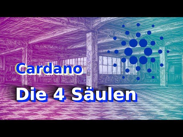 Die vier Säulen von CARDANO 🙂