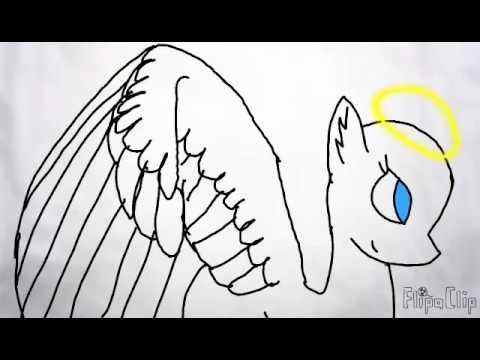 пони-ангел Анимация