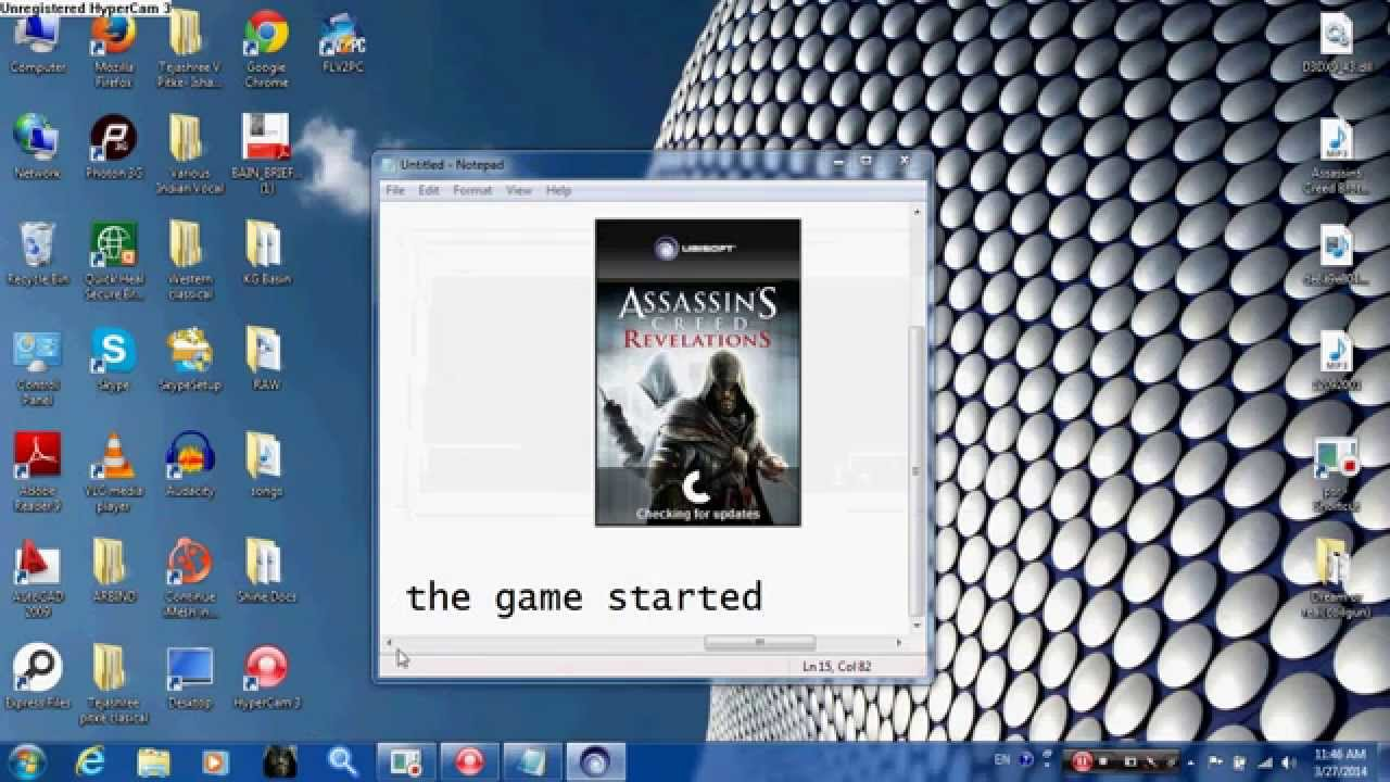 Скачать ubisoft game launcher для assassin s creed 2