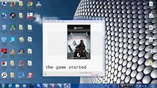 How to open assassins creed revelations ubisoft game launcher stopped working