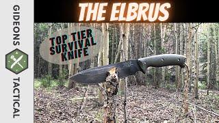 Work Tuff Gear Elbrus/TOP TIER SURVIVAL KNIFE