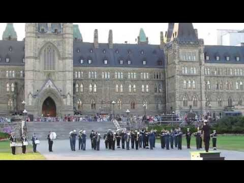 Fortissimo 2015 Part 7 - Eastern Region Cadet Band Routine