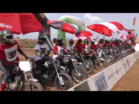 Togo Moto Club - Film Moto Cross Lomé 2016   Canal +