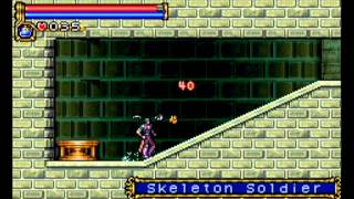 Castlevania Circle of the Moon Quick Play