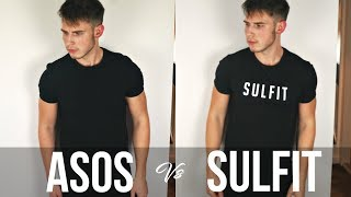 Finding The Perfect T-Shirt For Guys Who Lift (Asos Vs Sulfit) | VLOG 23