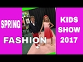 SPRING KIDS FASHION SHOW 2017 ~ HaPpY KiDdO MODELING  at Spring Kids Fashion Show~KIDS SHOW~