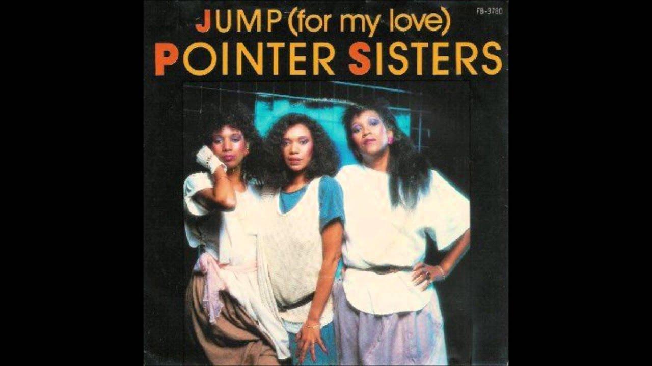 Pointer Sisters - I Need You (Te Necesito)