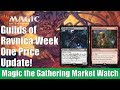MTG Market Watch: Guilds of Ravnica Week One Price Update