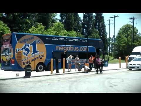 Our Megabus Experience (CLT, DUR, RIC, D.C)