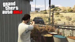 GTA 5 PS4 Roleplay - DOIJ 03 - Prison Escape! (CIV)