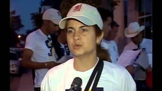 Delegados tuneros  al Festival Mundial de la Juventud y los Estudiantes partieron a la capital