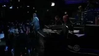 Steve Earle Late Show