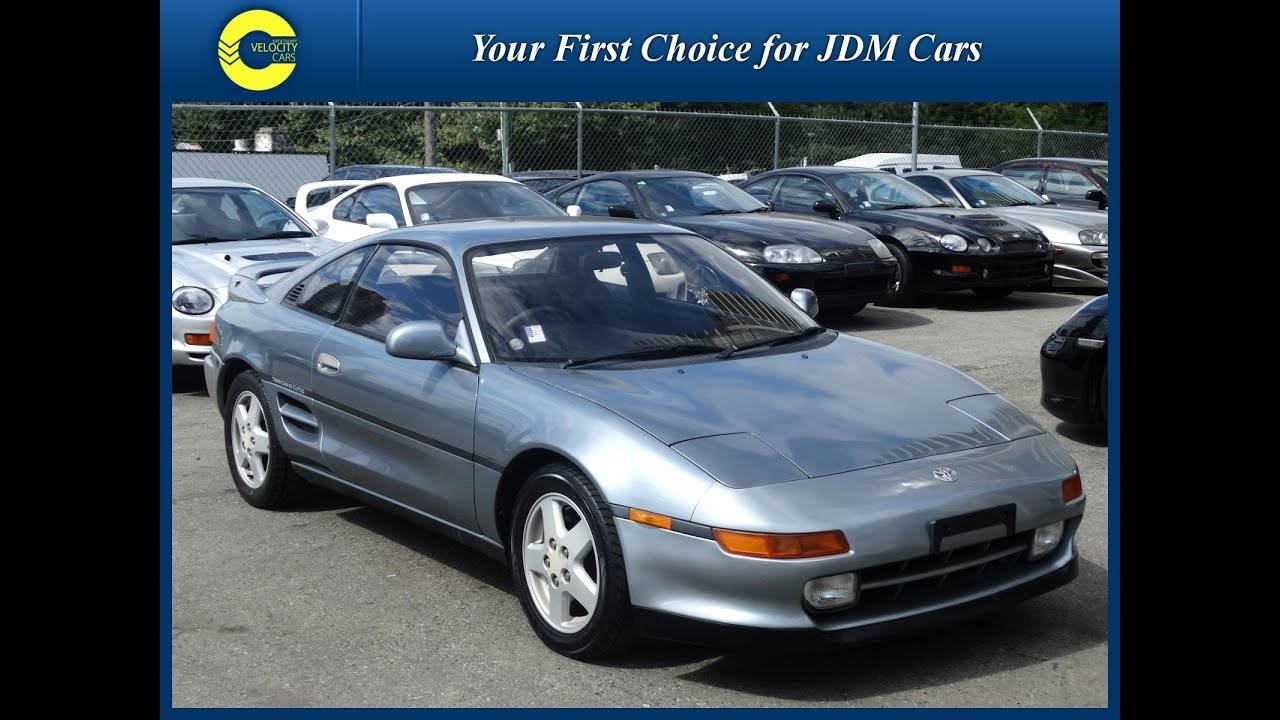 1992 Toyota MR2 GTS TURBO MANUAL RWD ONLY 71KS for sale in