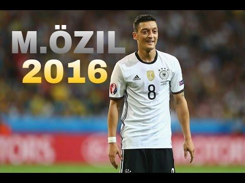 Mesut Özil ● Skills, Assists, Dribbling & Goals ● 2016 |HD|