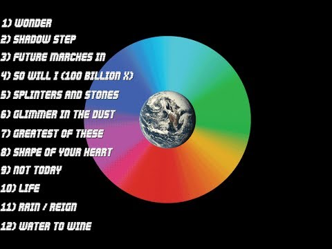 Hillsong UNITED - Wonder (COMPLETE FULL ALBUM 2017)