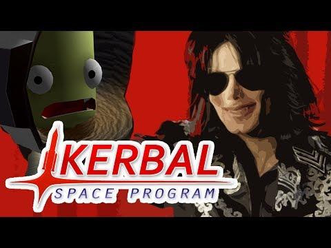 IK BEN MICHEAL JACKSON! - Kerbal Space Program (DEEL 7)