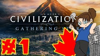 lets play civilization vi gathering storm canada part 1