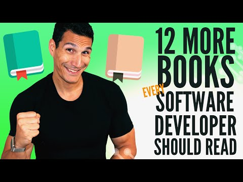 12 More Books Every Programmer Should Read