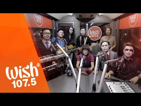 """Tanya Markova performs """"High End"""" LIVE on Wish 107.5 Bus"""
