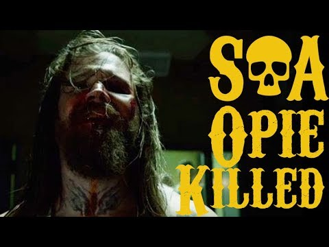 Sons Of Anarchy Opie Dies Season 5 Episode 3 Laying Pipe