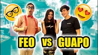 EXPERIMENTO SOCIAL: FEO VS GUAPO | ¿Quien liga mas?