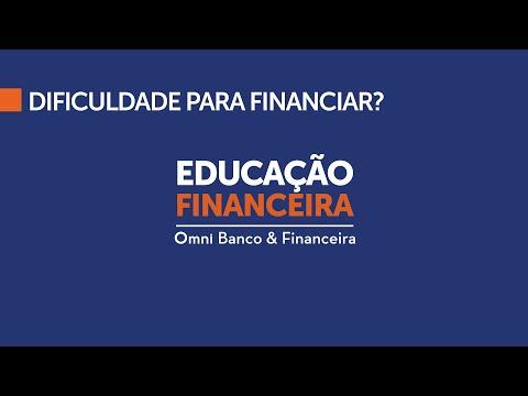Dificuldade Para Financiar?