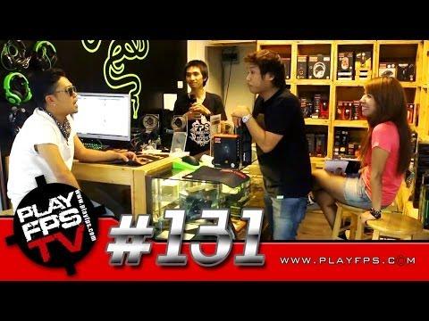 PlayFPSTV - ตะลุยพันทิพย์ภาค 2 เล่นเกม FPS ใช้หูฟังกับคีย์บอร์ดแบบไหนดี? #131