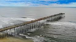 Kure Beach Pier Drone Footage - Kure Beach, NC