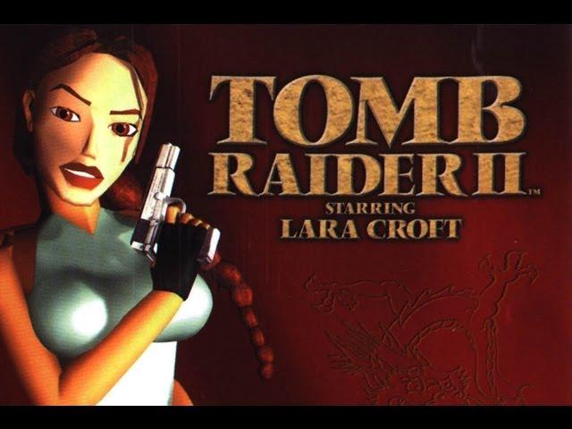 tomb raider 2 video game