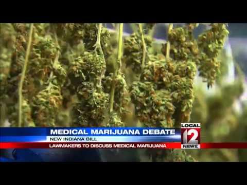 Indiana lawmakers to discuss legalizing medical marijuana