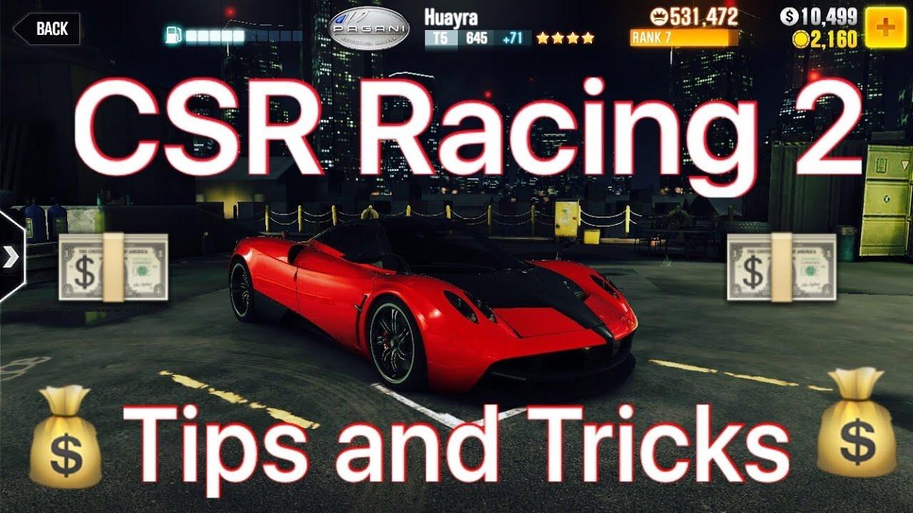 Update] CSR Racing 2 Tips and Tricks Ultimate Strategies, Cheats