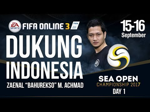 Sea Open Championship 2017 (Day 1)