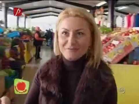 Emilia Ghinescu la emisiune Cireasa de pe tort