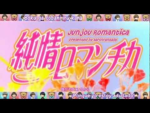 Junjou Romantica - Kimi = Hana - Sub. Español