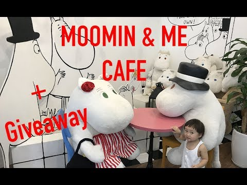 Moomin Cafe 📸 (Instagram Cafe) & Korean Claw Machines in Apgujeong Rodeo