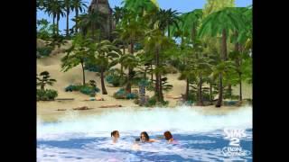 The Sims 2 Bon Voyage Loading Theme