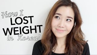 How I Lost 10 Pounds in Korea