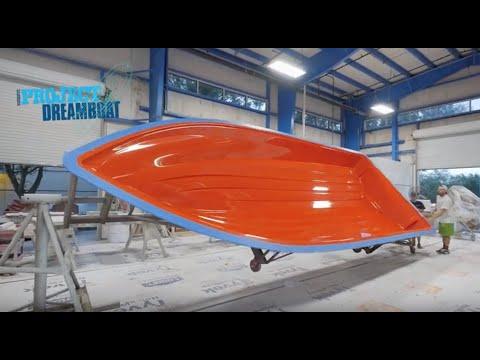 Florida Sportsman Project Dreamboat -  Fully-Restored 21' Mako, Seacraft Top Fabrication