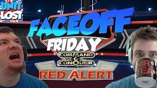 FACEOFF FRIDAY Episode 11 - RED ALERT!