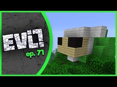 Minecraft Evolution SMP - Green Sheep - ep. 71