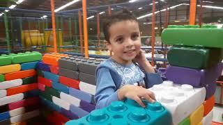 Fun Indoor Playground Monkey Town Venlo met Zian #4